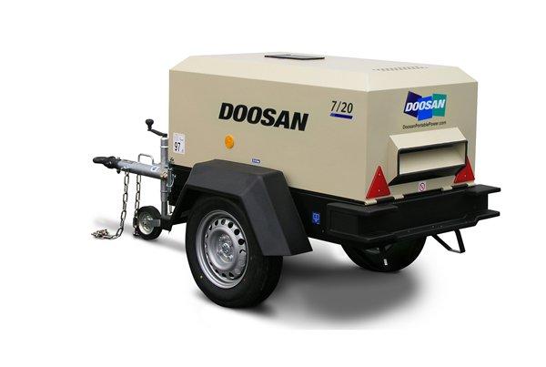 002100 single tool compressor.