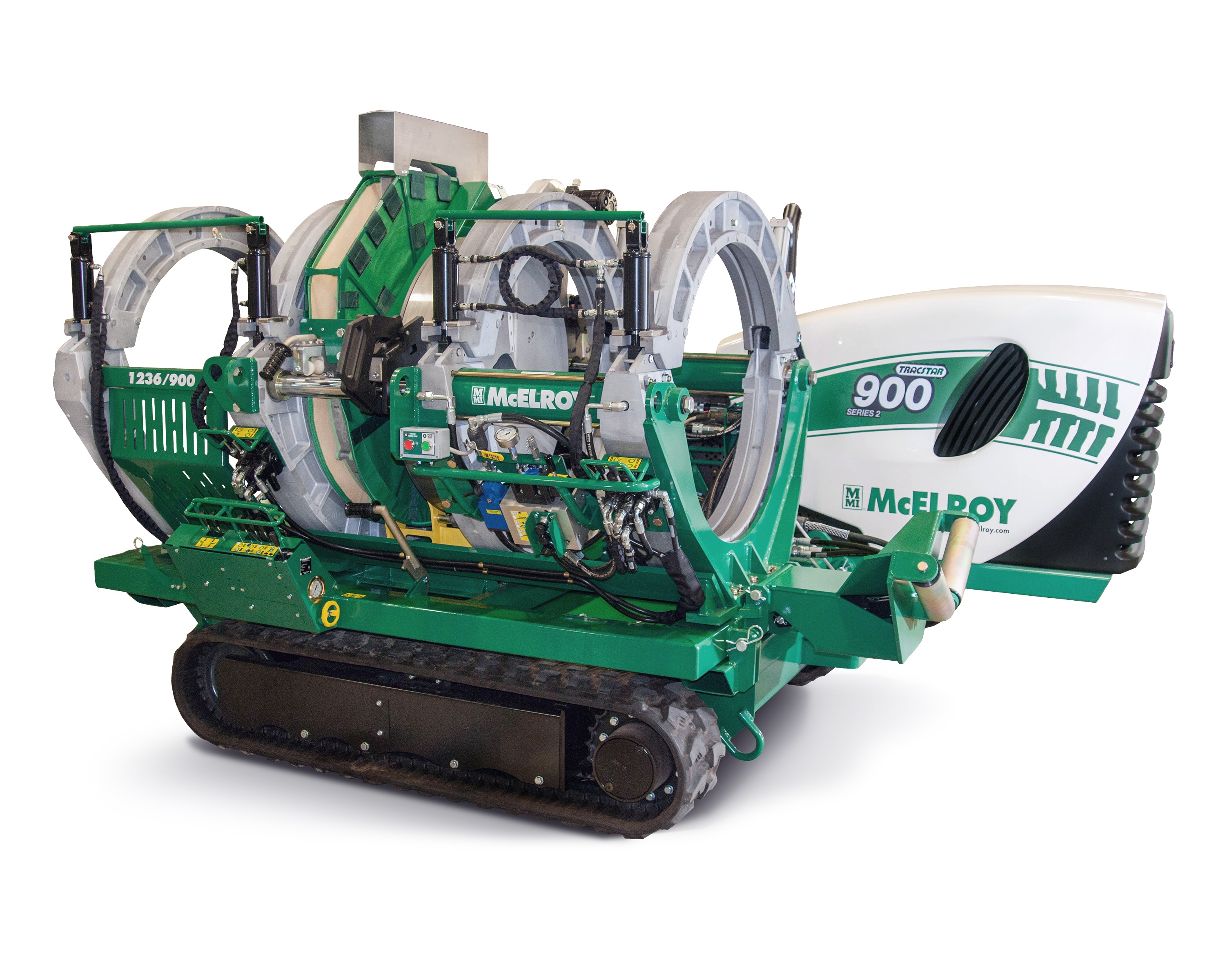 McElroy Tracstar T900 Series 2