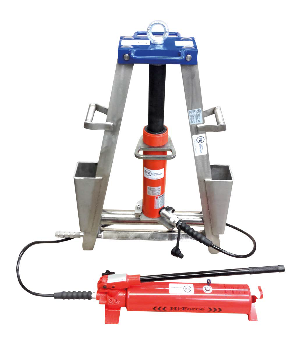 250mm Hydraulic Squeeze Tool.p