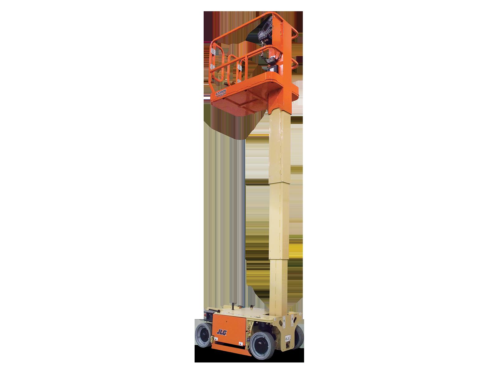 075200 JLG vertical mast lift.