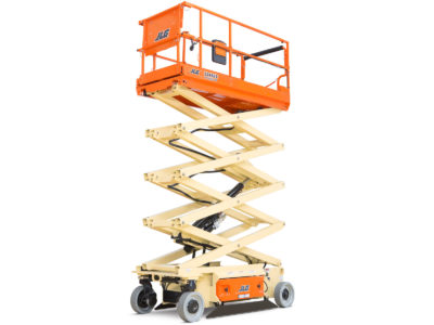 075230 Electric scissor lift 8