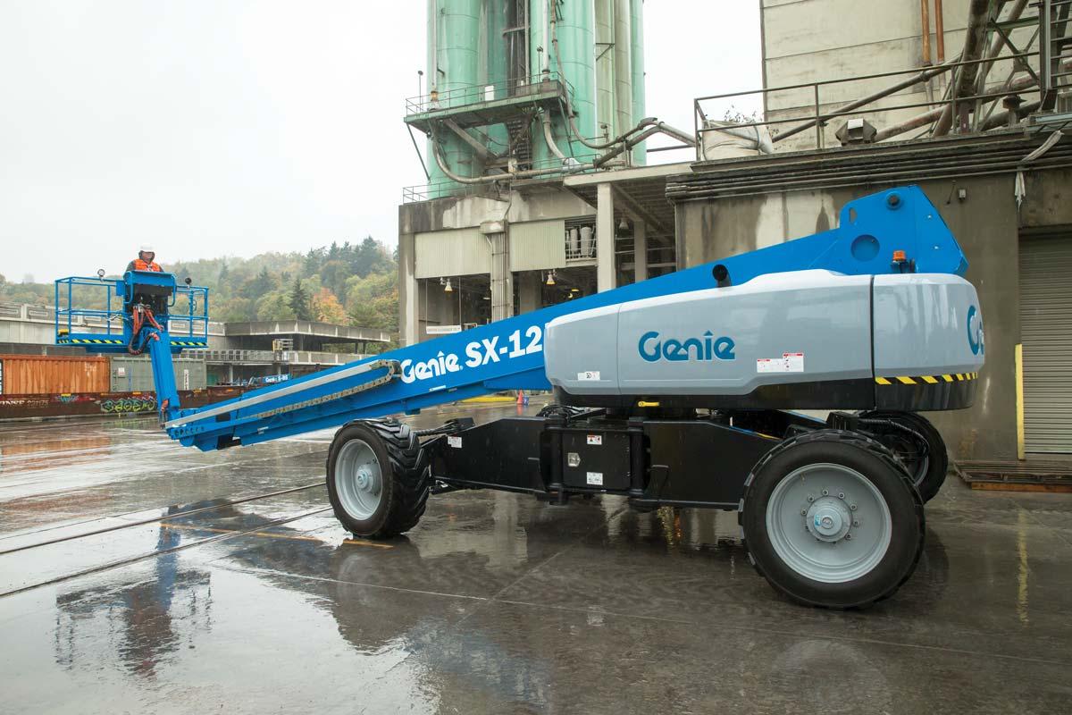 079234 Genie S125 Diesel teles